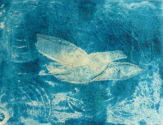 le Soufle de l'Esprit-Encre-35cm/25cm