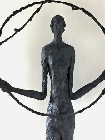 Eve 1 - 155/77/21cm Résine