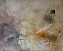 Impression III - Acrylique sur toile - 73/50cm