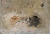 impression IV - - Acrylique sur toile - 73/60cm
